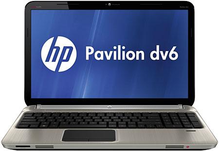 HP Pavilion DV6 Series Black Laptop Computer Big_DV66140US