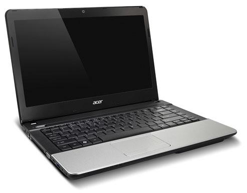 Acer Aspire E1 Series Black Notebook Computer - E1-531-4444