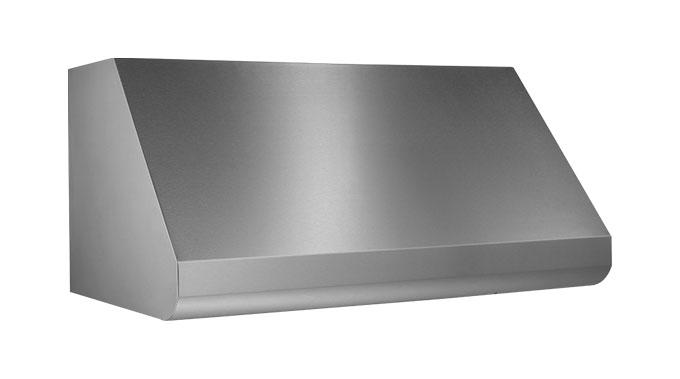 Broan 48 E60000 Series Wall Range Hood E6048TSS
