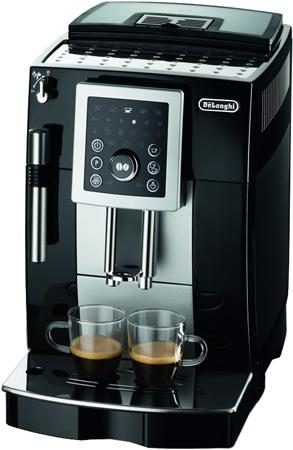 Delonghi Black Automatic Coffee Machine