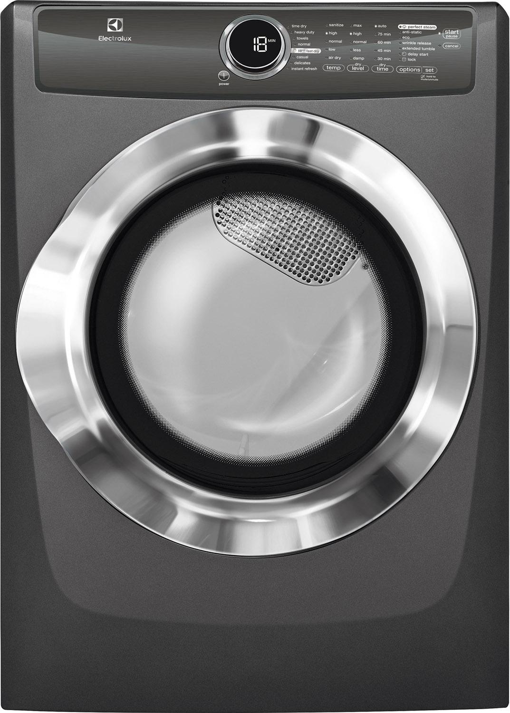 Electrolux Titanium Gas Steam Dryer