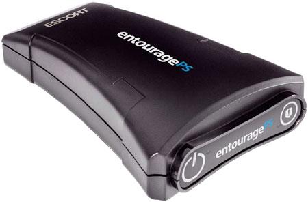 Escort Entourage PS Portable GPS Vehicle Security - ENTOURAGEPS