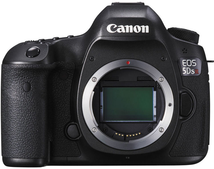 Canon EOS 5DSR Digital SLR Camera Body