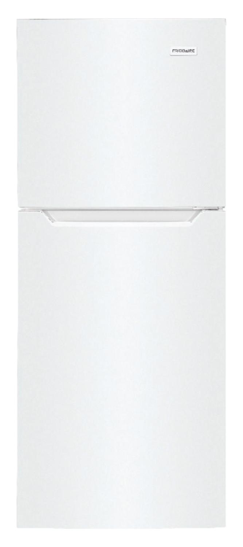 Frigidaire 101 CuFt Top Freezer Refrigerator FFET1022UW