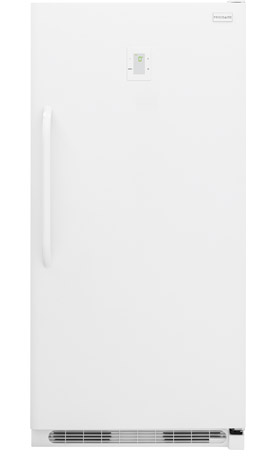 Frigidaire 16.9 Cu. Ft. White Upright Freezer