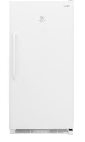 Frigidaire 20.5 Cu. Ft. White Upright Freezer