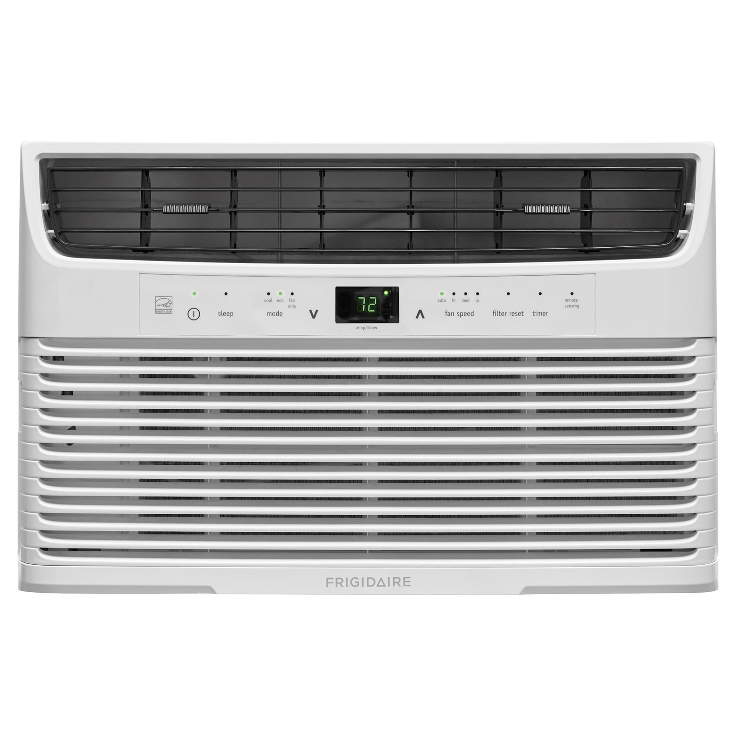 Frigidaire 5,000 BTU 12.4 EER 115V White Mini Window Air Conditioner