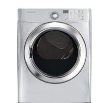 Frigidaire Silver Electric Steam Dryer