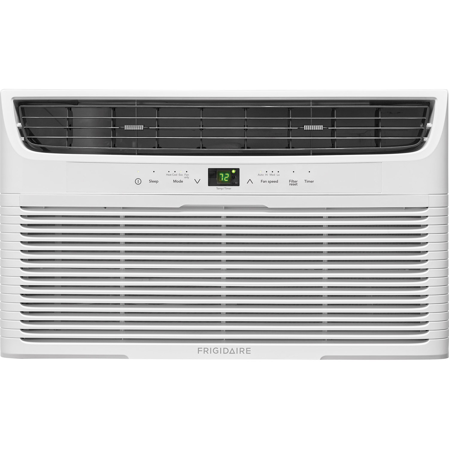 Frigidaire Home Comfort White 14,000 BTU 9.4 EER Through-The-Wall Air Conditioner With Heat