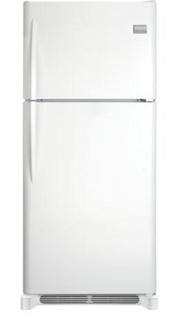 Frigidaire Gallery 20.4 Cu. Ft. White Top Freezer Refrige...