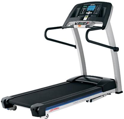Life Fitness F1 Foldable Treadmill