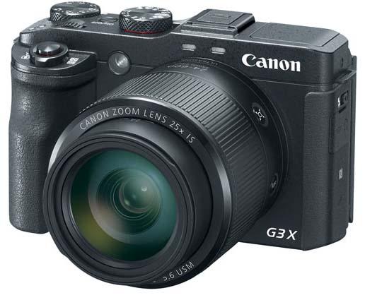 Canon PowerShot G3 X Black 20.2 Megapixel Digital Camera