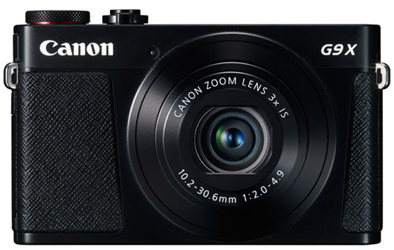 Canon PowerShot G9X Black 20.2 Megapixel Digital Camera