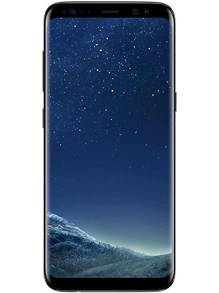 Samsung Galaxy S8 Midnight Black 64gb Cell Phone