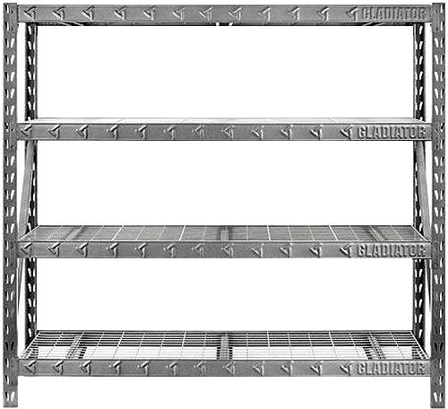 "GLADIATOR Garageworks 77"" Rack Shelf"