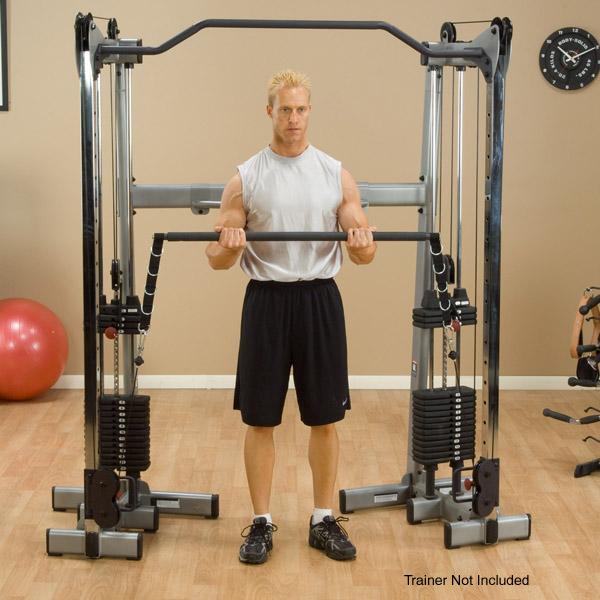 Body Solid GDCC Trainer Bar Attachment