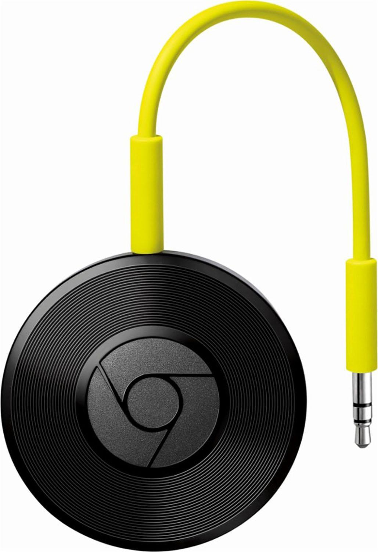 Google Chromecast Audio - GGL-GA3A00147-A14Z01