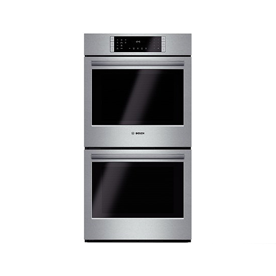 """Bosch 800 Series 27"""" Stainless Steel Electric  Built-In D..."""