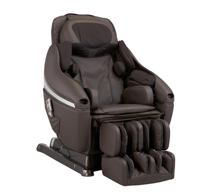 INADA DreamWave Dark Brown Massage Chair