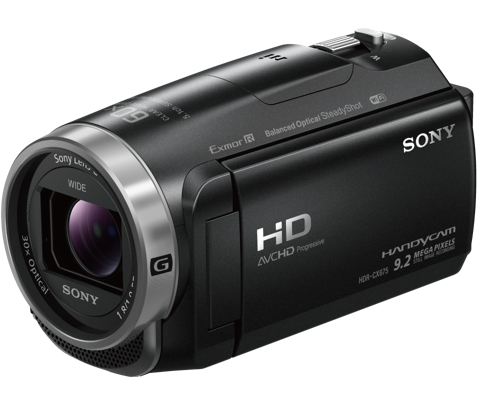 Sony Black Full HD Handycam Camcorder