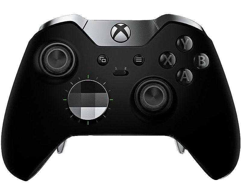 Microsoft Xbox One Elite Black Wireless Controller
