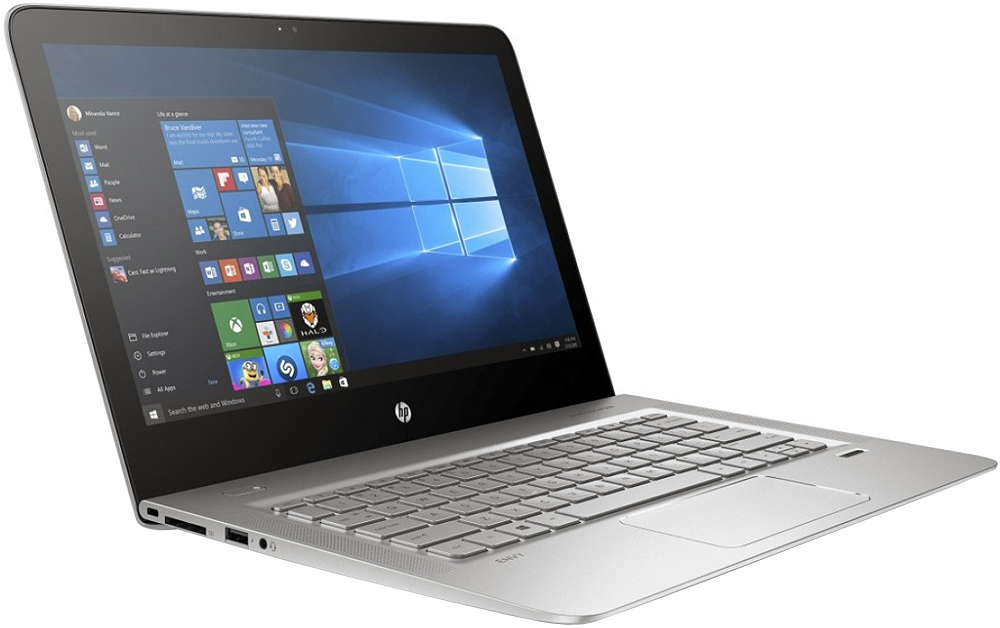 HP Envy Magnesium Natural Silver Notebook Computer