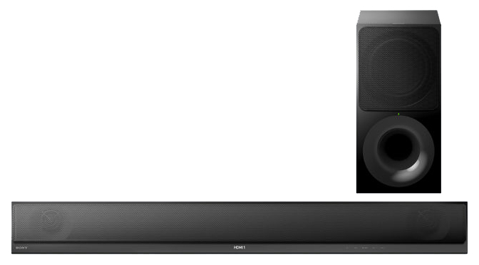 Sony HT-CT790 soundbar with wireless sub
