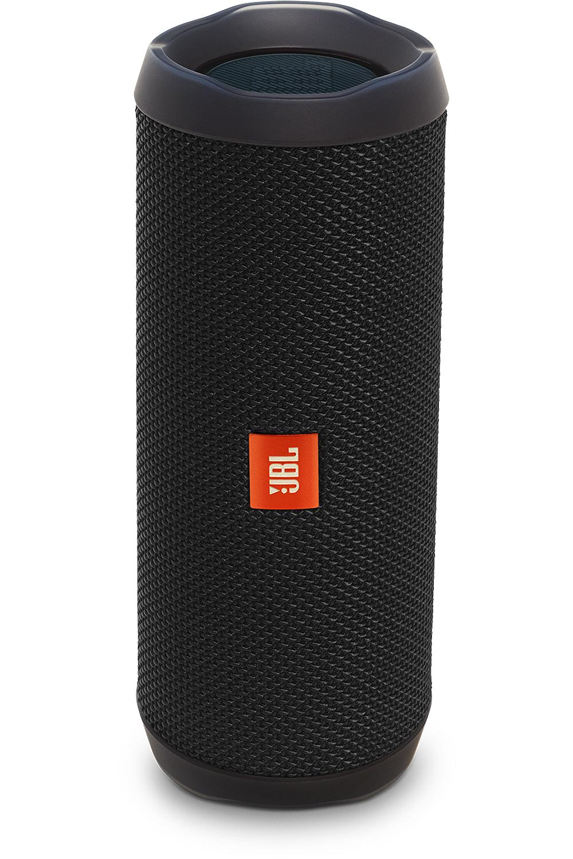 JBL Flip 4 Black Wireless Portable Stereo Speaker