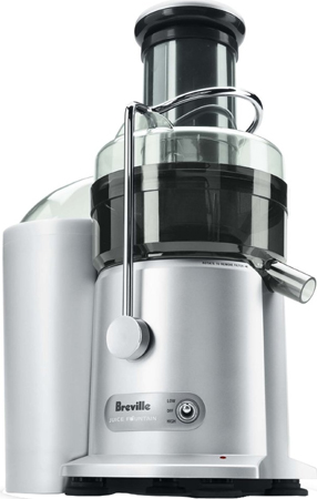 Breville Dual Speed Juice Fountain Plus - JE98XL