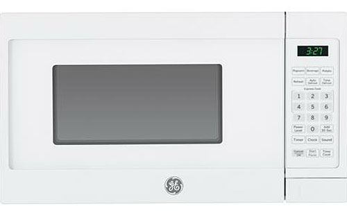 Ge White Countertop Microwave Oven Jem3072dhww