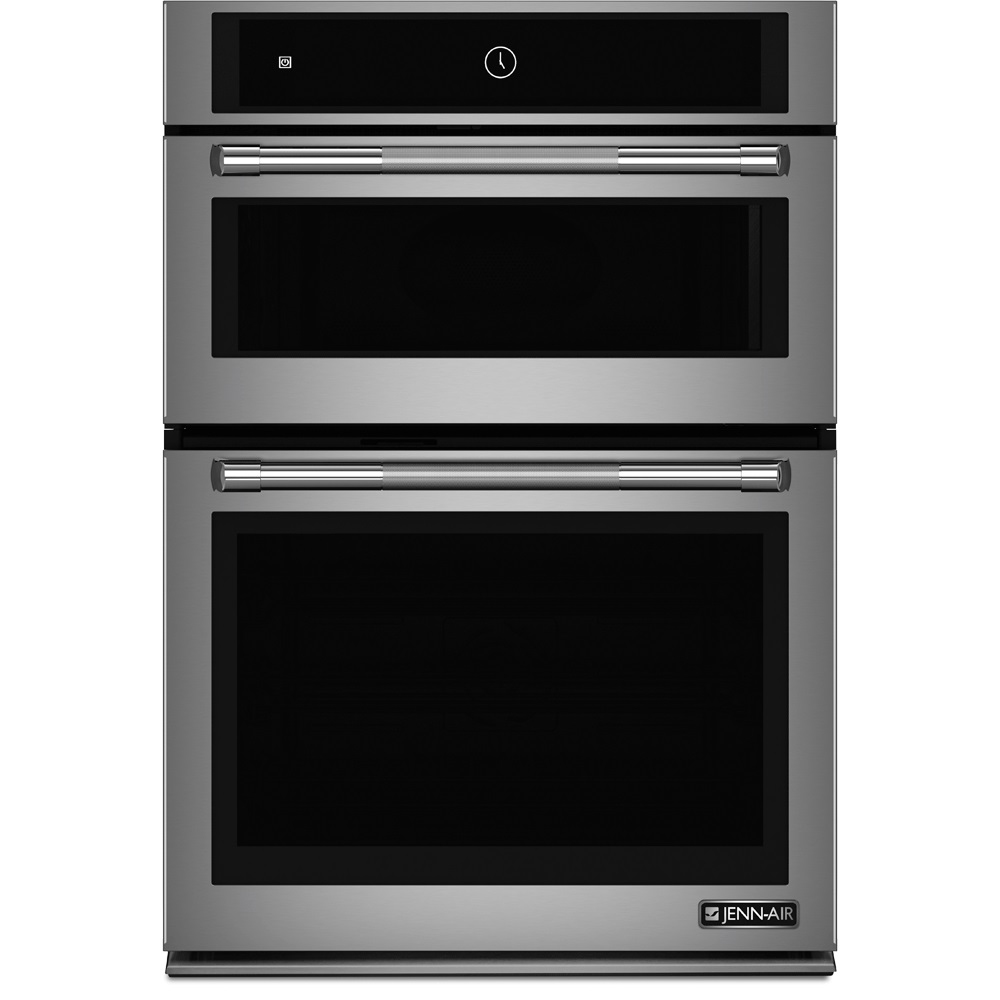 """Jenn Air Kitchen Appliance Packages: Jenn-Air 30"""" Stainless Combination Wall Oven"""