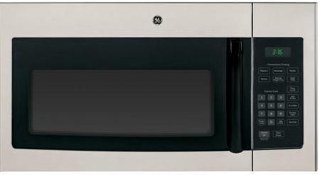 Ge Metallic Silver Microwave Oven Jnm3161mfsa