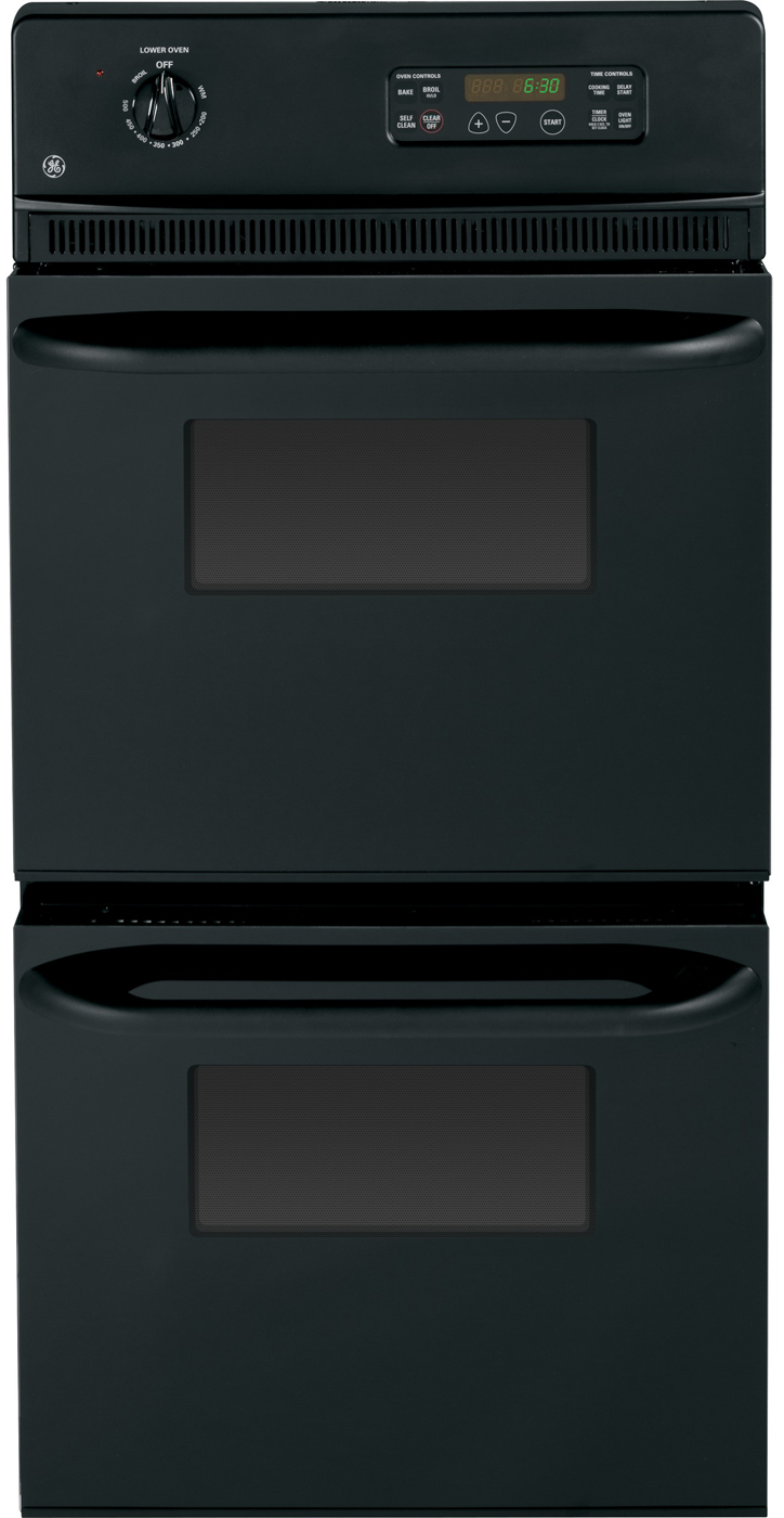 """GE 24"""" Built-In Double Wall Oven"""