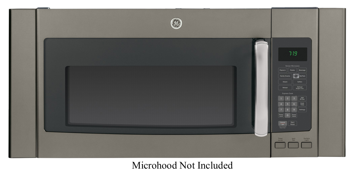 Ge Slate 36 Over The Range Built In Microwave Oven Trim Kit