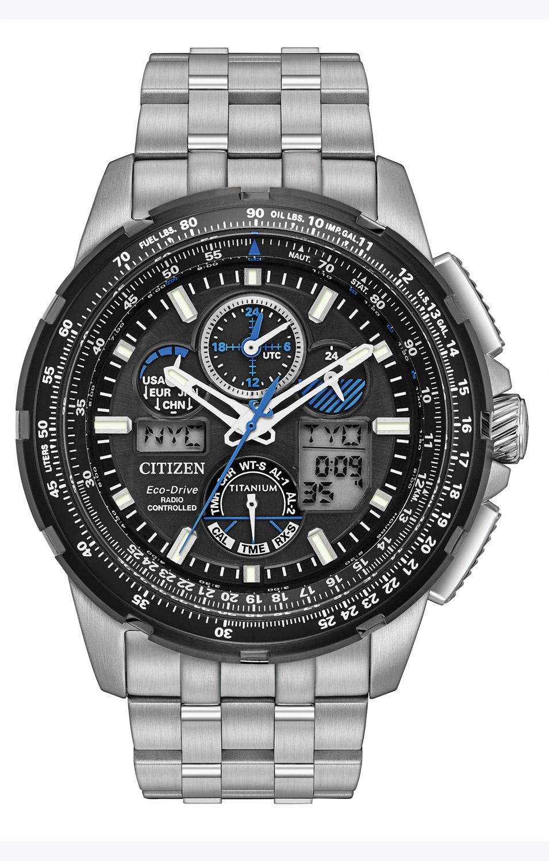 Citizen Eco Drive Promaster Skyhawk A T Watch JY8068 56E