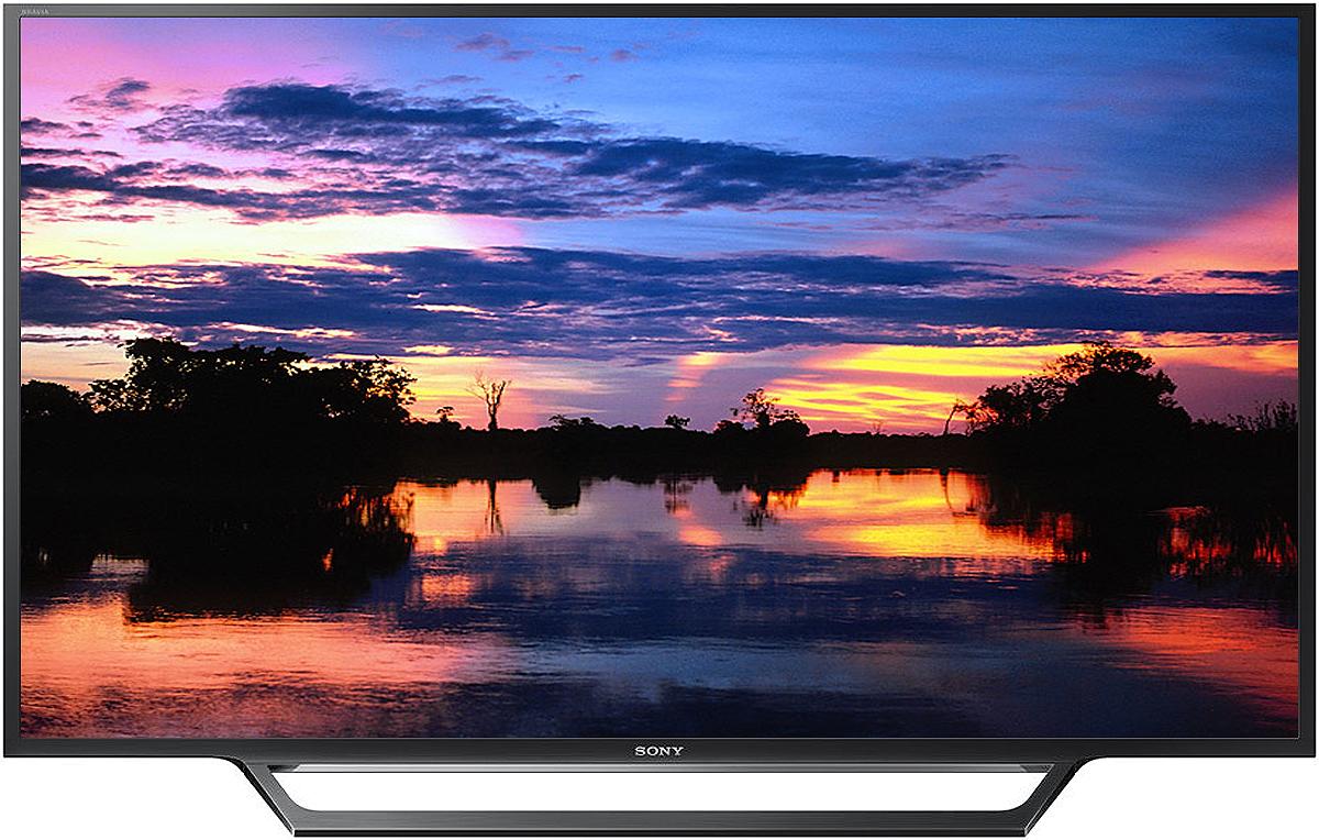 """Sony 32"""" Black LED 720P Smart HDTV"""