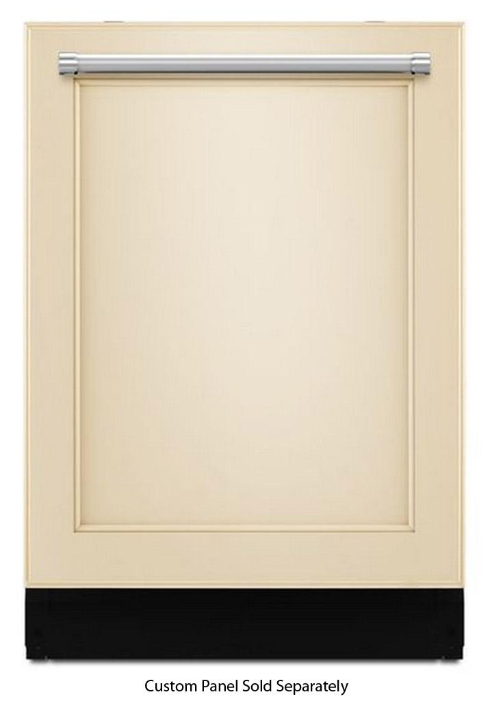"KitchenAid 24"" Panel Ready Built-In Dishwasher"