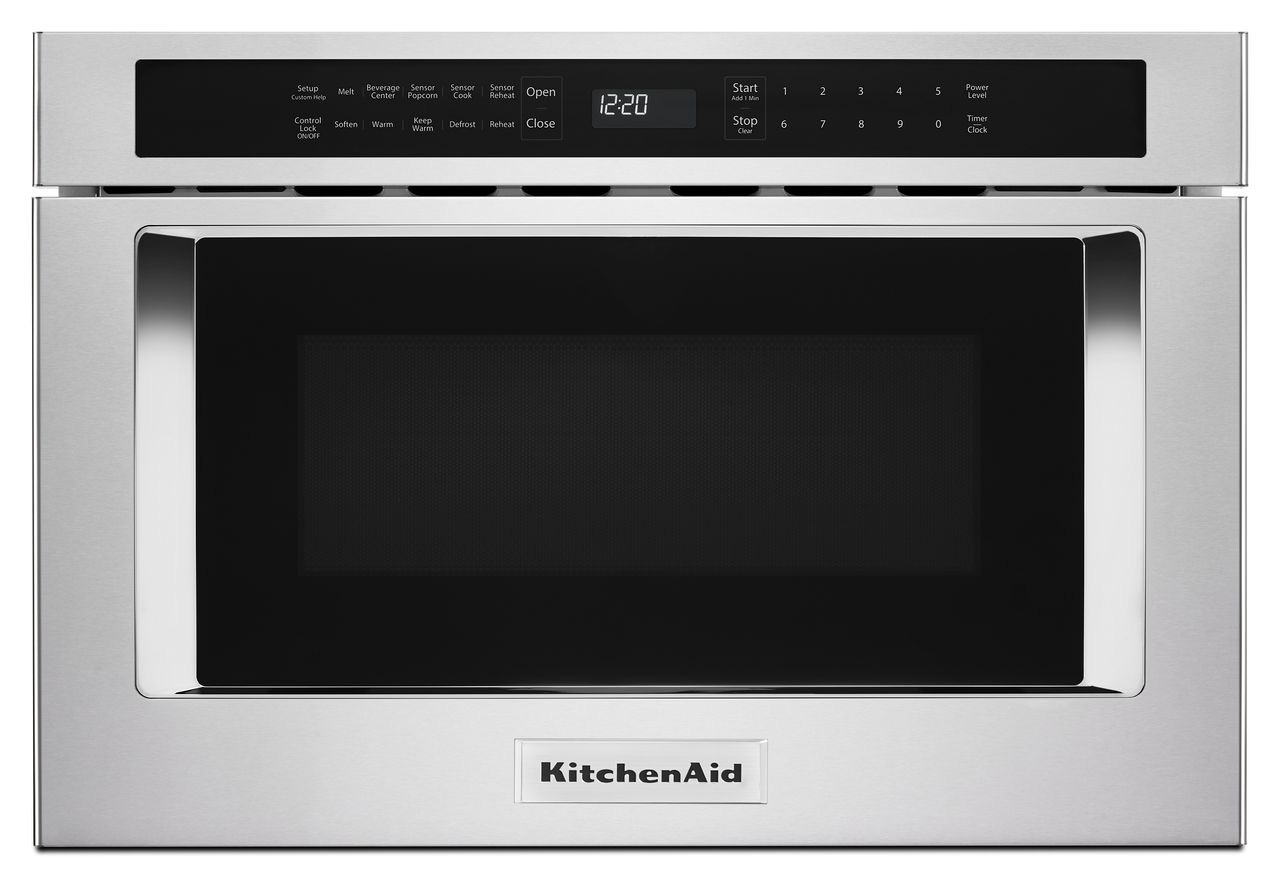 Kitchenaid 24 Quot Microwave Oven Drawer Kmbd104gss
