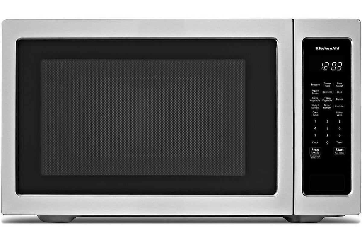 Kitchenaid Stainless Steel Microwave Kmcs3022gss