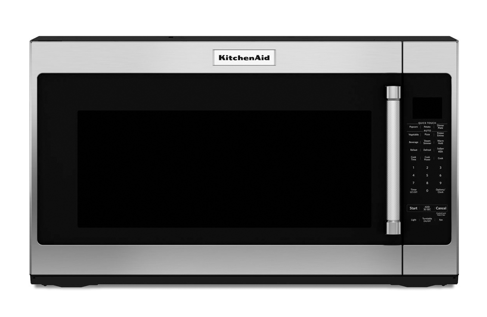 Kitchenaid Over The Range Microwave Oven Kmhs120ess