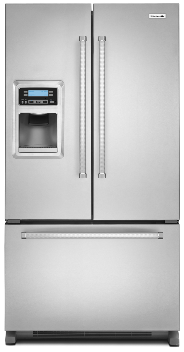 KitchenAid Stainless Steel French Door Refrigerator
