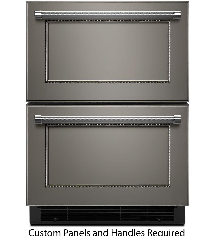 Kitchenaid 24 Quot Refrigerator Freezer Drawer Kudf204epa