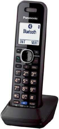 Panasonic DECT 6.0 Accessory 2 Line Black Handset