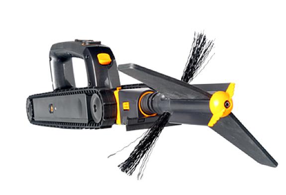 iRobot Looj 330 BlackGutter Cleaning Robot