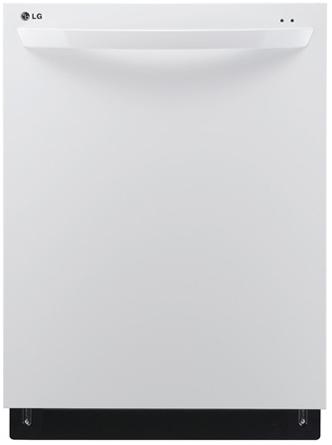 """LG 24"""" Tall-Tub Dishwasher LDF7774WW"""