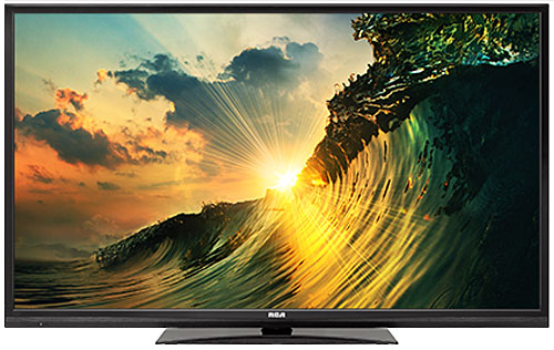 "RCA 40"" Black LED 1080P HDTV DVD Combo"
