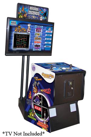 Chicago Gaming Company Arcade Legends Pedestal - 9550