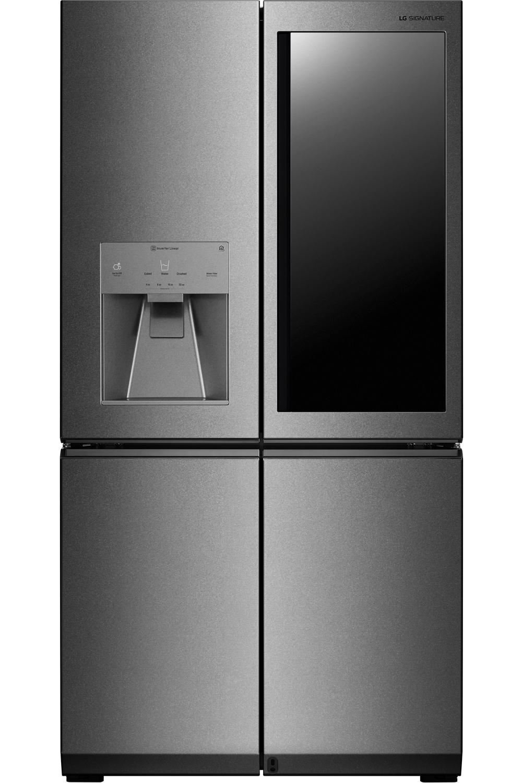 Lg Signature Textured Steel Refrigerator Lupxc2386n
