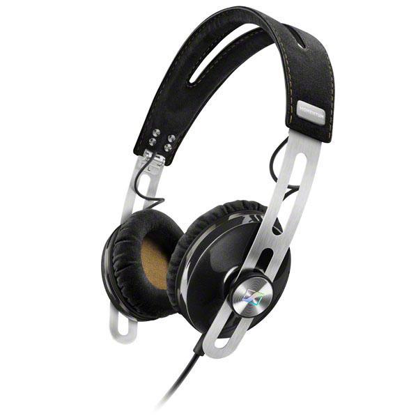 Sennheiser MOMENTUM On-Ear G Black Headphones - M2OEGBK
