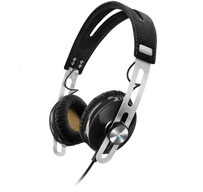 Sennheiser MOMENTUM On-Ear M2 Black Headphones - M2OEIBK